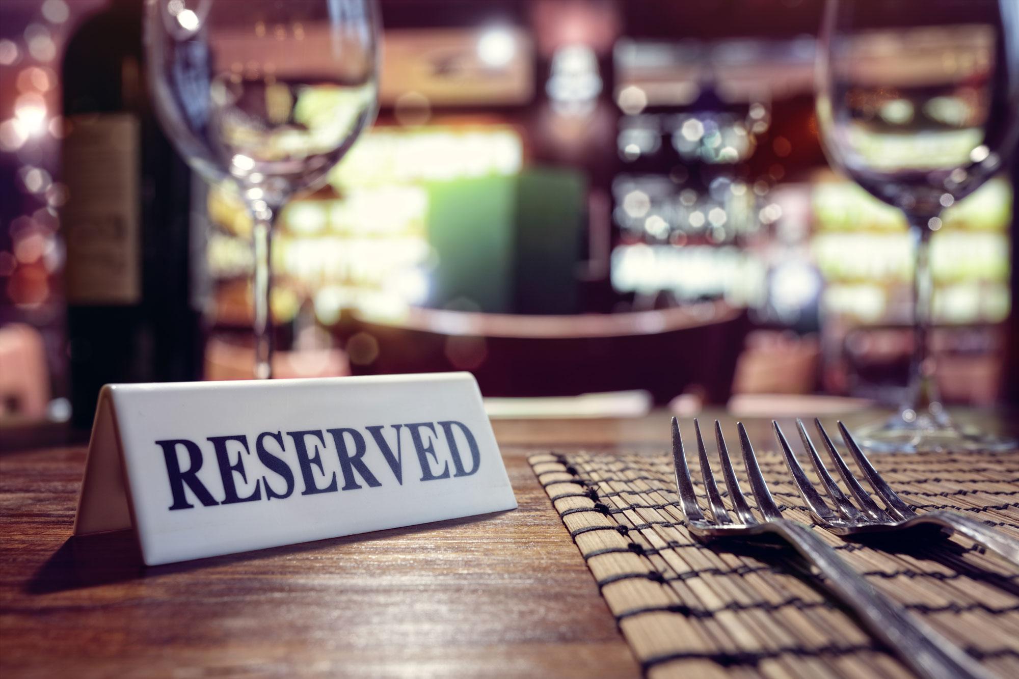 Lunch Banquet Menu