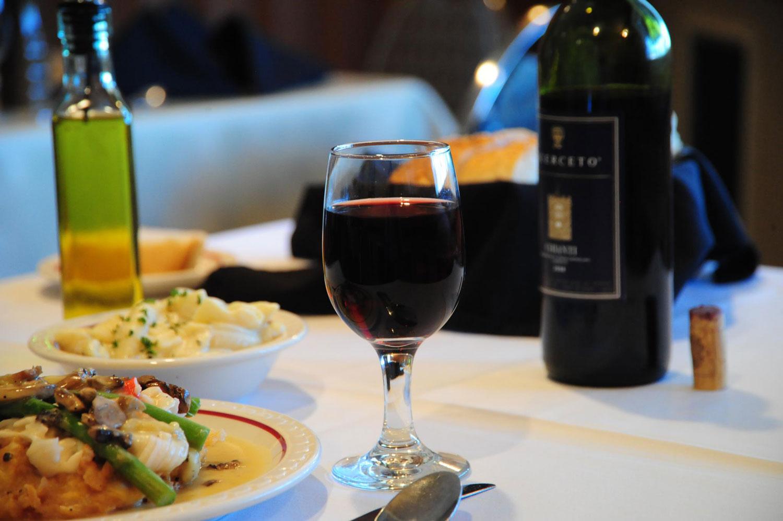 Pietros Italian Restaurant Catering Banquet Space in St Louis